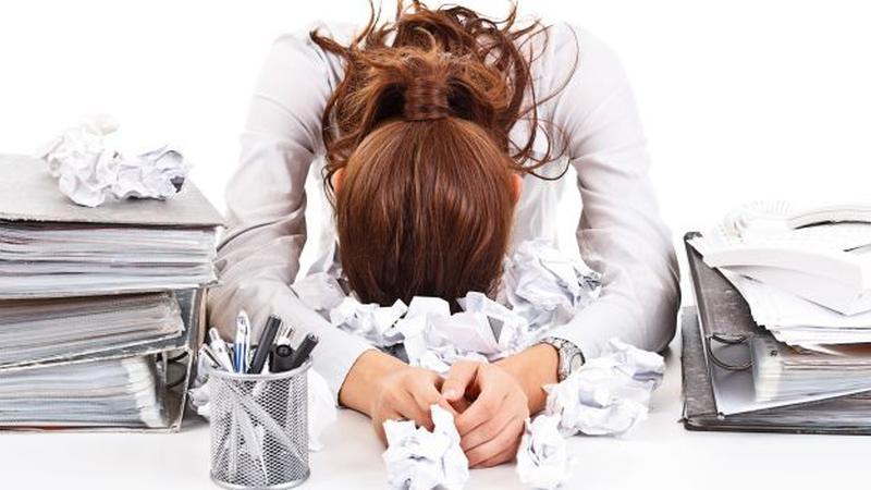 nerwica to nie to samo co stres