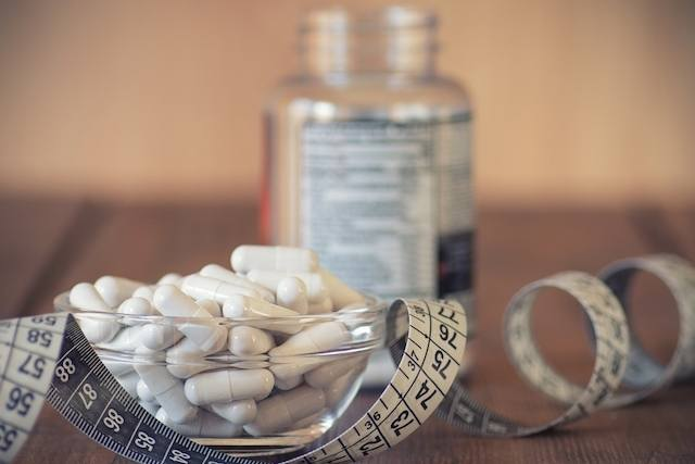 l-karnityna obecna jest we większości tabletek odchudzających