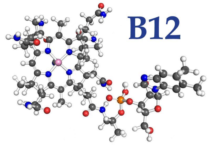 wzór witaminy b12