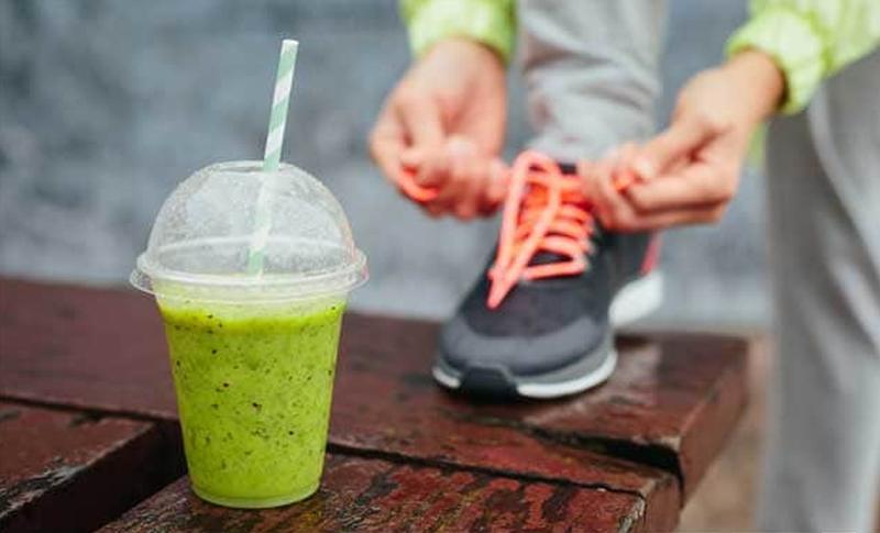 odpowiednia dieta i sport to podstawa przy odchudzaniu