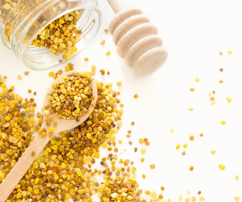 pyłek pszczeli ma cenne właściwości lecznicze